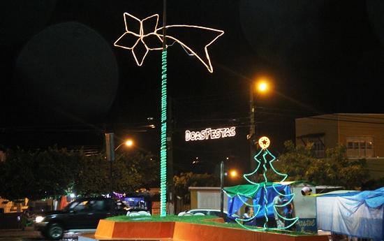 Ornamentação natalina em Queimadas -12- foto- Raimundo Mascarenhas - CN