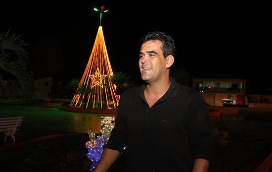 Ornamentação natalina em Queimadas - 5- foto- Raimundo Mascarenhas - CN