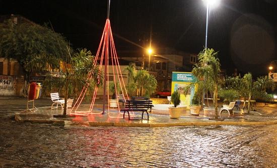 Ornamentação natalina em Queimadas -7- foto- Raimundo Mascarenhas - CN
