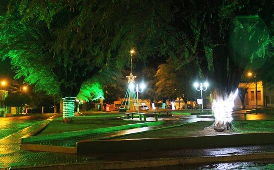 Ornamentação natalina em Queimadas -8- foto- Raimundo Mascarenhas - CN