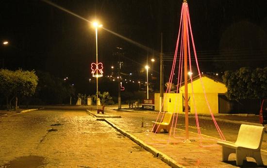 Ornamentação natalina em Queimadas -9- foto- Raimundo Mascarenhas - CN