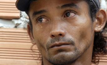 Heberson de Oliveira, 30, preso inocentemente por estupro.