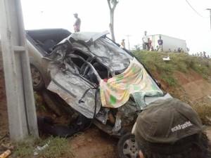 acidente strada