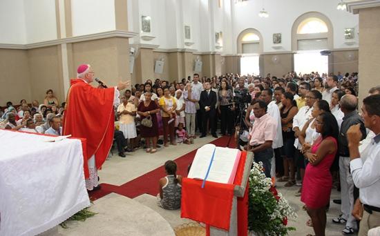 bispo da diocese de serrinha