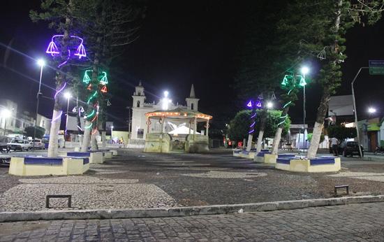 Praça da Matriz - Coité