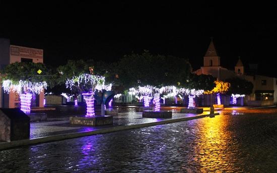 Praça 27 de Julho - Retirolândia