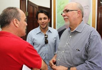 """Mário Junior já está em pré-campanha a deputado federal e vai tentar """"herdar"""" as bases políticas do pai"""