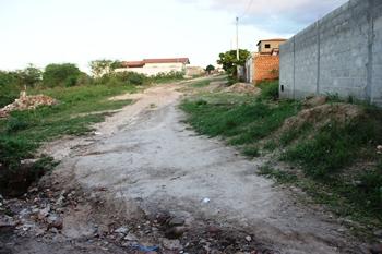 pavimentação de rua - tião nascimento
