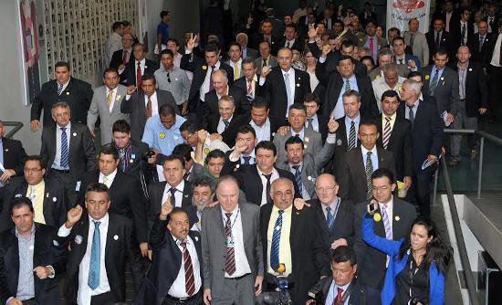 prefeitos em brasília