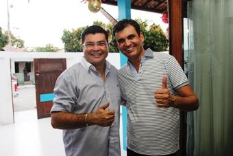 Marcinho e Júnior