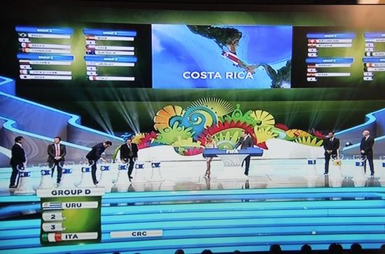 Brasil estreia dia 12 de junho contra a Croácia em São Paulo