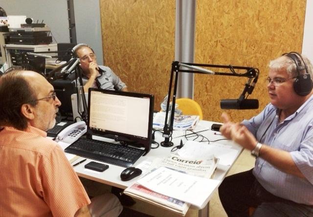Deputado Lúcio Vieira Lima - rádio Excelsior (2)