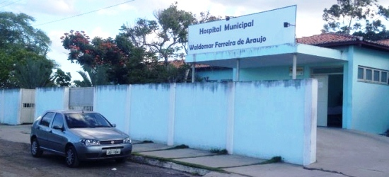 Hospital Municipal Waldemar Ferreira de Araujo