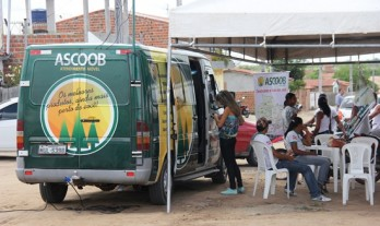 Niver de Nova Palmares  - Ascoob móvel