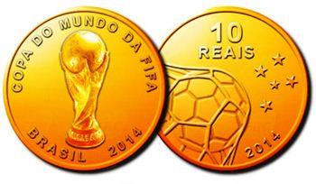 moeda comemorativa - 1