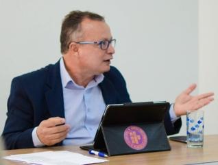 Juiz Gerivaldo Neiva pede a união de todas as forças para coibir a onda de violência