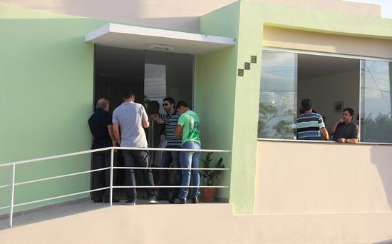 inauguração da clinica de dr gerônimo.1