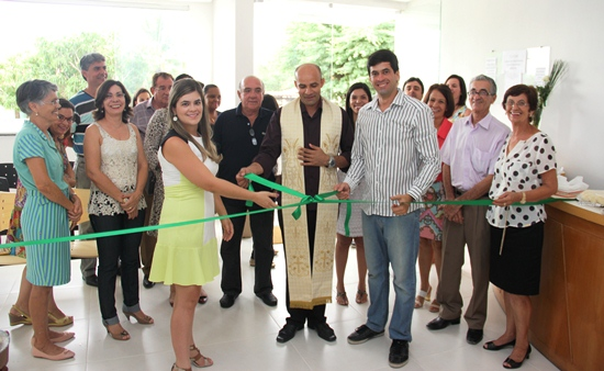 inauguração da clinica de dr gerônimo