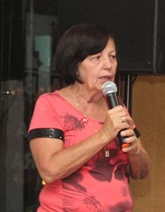 Cecília Petrina - PT Itiúba