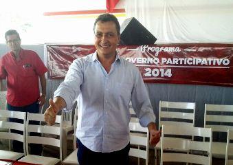 Rui é o candidato indicado por Wagner e Dilma