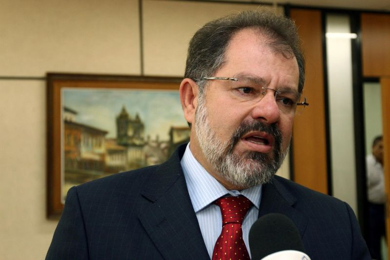 Marcelo Nilo presidente da ALBA