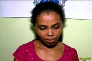 Miralva Couto Santos, 32 anos, mandou o irmão, Edson Couto Santos, matar amante do marido