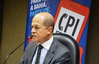 Joseildo é o relator da CPI da Telefônia