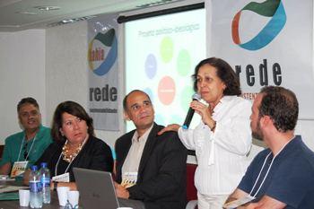 Lídice é pré-candidata ao Governo da Bahia pelo PSB de Eduardo Campos pré-candidato a presidência da república.