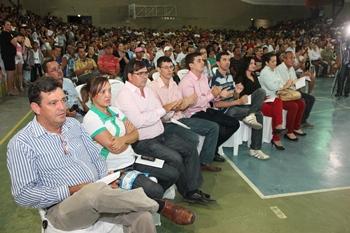 Amissão de desenvolver o município acontece de forma simultânea em todas as secretarias.