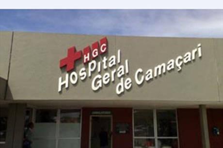 Filho do idoso foi socorrido e encaminhado ao HGC