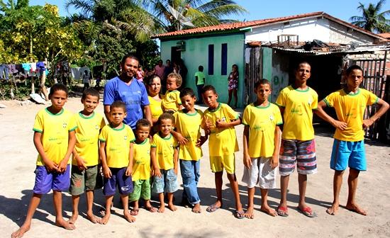 casal com 12 filhos homens em coité 7- foto- Raimundo Mascarenhas