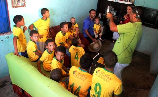 casal com 12 filhos homens em coité 9- foto- Raimundo Mascarenhas
