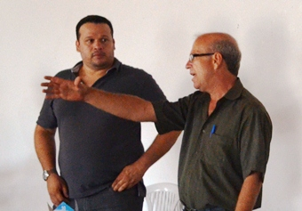 Cláudio Resedá falou dos critérios para aquisição do imóvel.