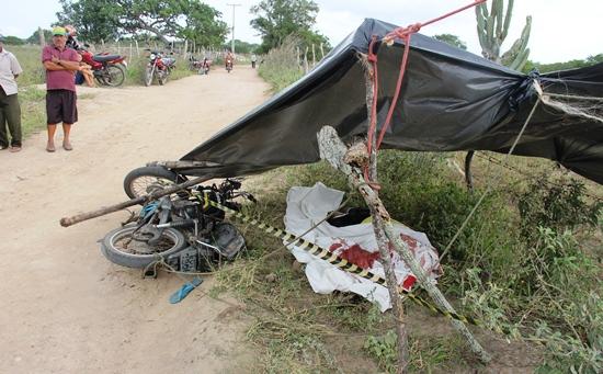 colisão de motos em capela do alto alegre-foto3-raimundo mascarenhas