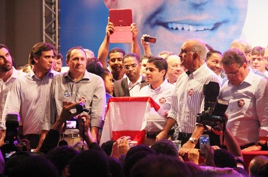 ACM Neto pediu que os baianos do interior façam o mesmo que os baianos da capital fizeram quando acreditaram no projeto que levou ele e Célia para a Prefeitura.