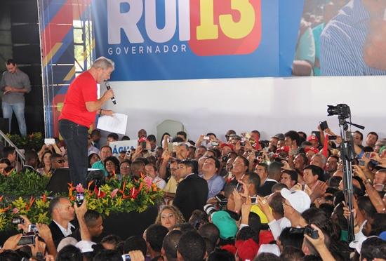 convenção de rui - Lula3
