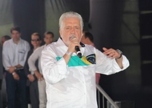 Wagner é tido como o principal responsável pela indicação e apoio a Rui para disputa do Governo em 2014