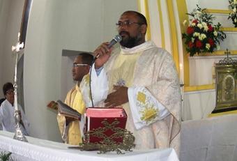 Frei Jarilson falou do significado de Corpus Christi