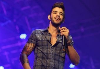 """Gusttavo Lima vai apresentar seu novo CD,  """"Do Outro Lado da Moeda""""."""