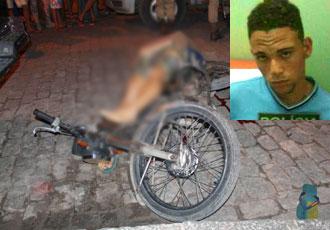 Vítima tinha passagens pela polícia por envolvimento com droga