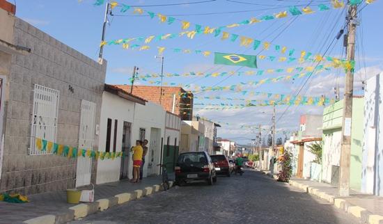Rua Antônio Nunes Gordiano, não precisa ser tão jovem para fazer a transformação.