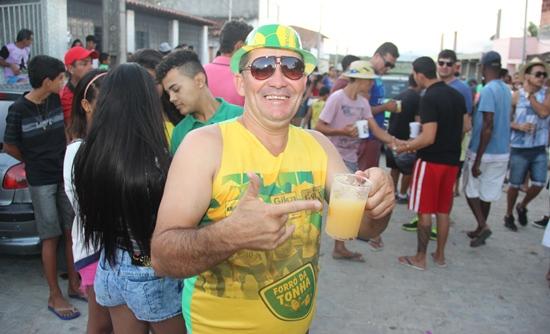 Marcelo Mascarenhas já foi de banguê ha dois anos, pelo ritmo que foi visto ás 17h as chances de precisar do banguê eram grandes.