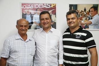 O PMDB caminha com a candidatura de Paulo Souto e tem Geddel como pré-candidato ao Senado.