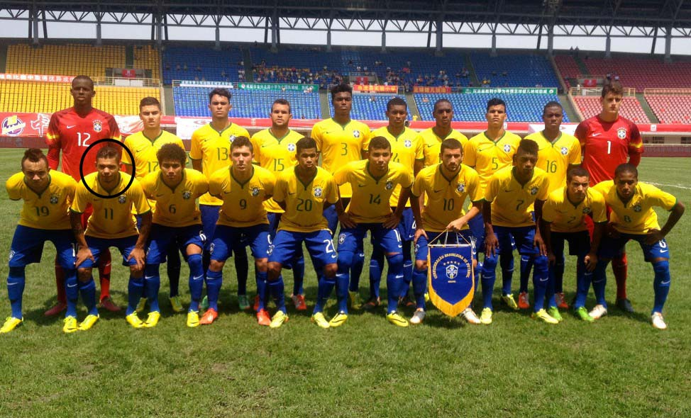 seleção brasileira sub 20
