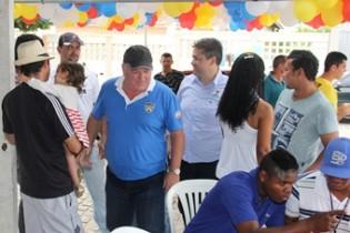 Em Retirolândia um forte grupo irá apoiar Ronaldo Carleto e Alex da Piatã
