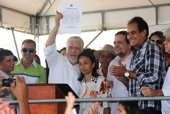 Wagner em Gavião - Assinatura