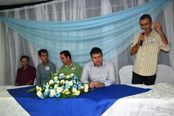 Zé Raimundo ex-prefeito de Riachão idealizador do debate.