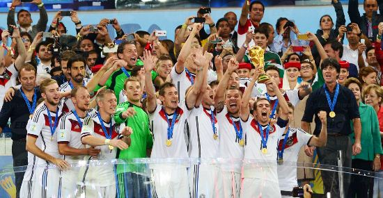 alemanha campeã da copa do mundo 2014
