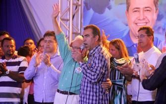 A votação de Emiliano em Coité aumentou a cada ano.