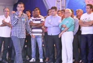 O petista não escondeu sua origem quanto ao seu voto para presidente e governo da Bahia.